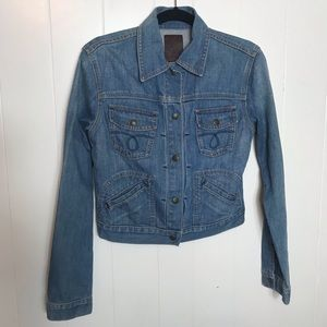 Lucky Brand - Light Wash Jean Jacket Small